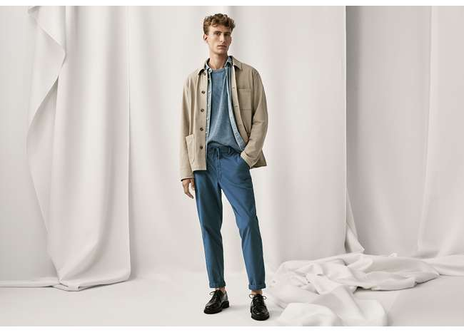 Men's Relax Fit Easy Pants at $49.90