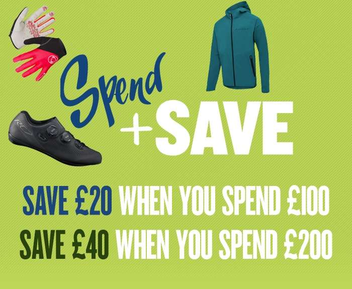 Save up to £40 on Clothing, Protection, and Footwear!
