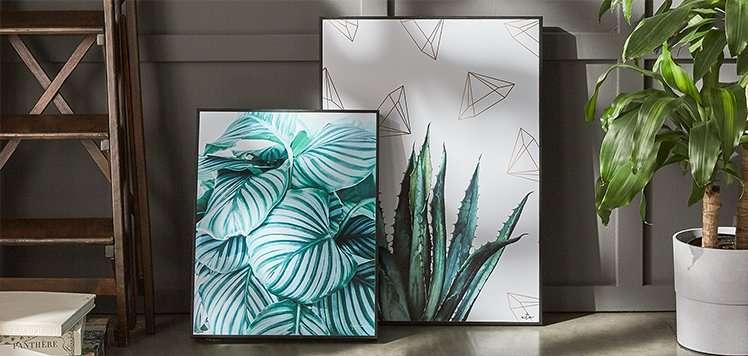 Nature-Inspired Artwork
