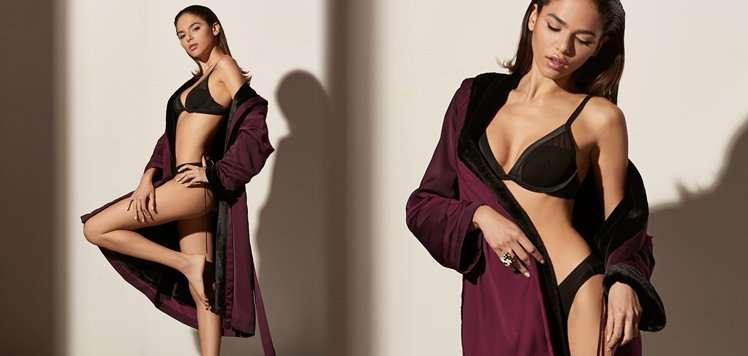 Donna Karan & More Stylish Sleepwear
