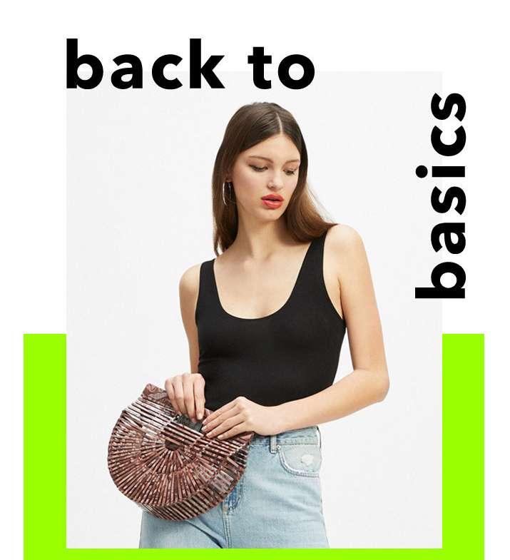 Back to basic - Shop basics from £6