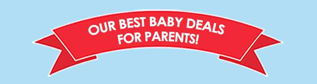 Our Best Baby Deals for Parents