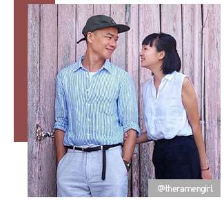 @theramengirl's look in Premium Linen Shirt