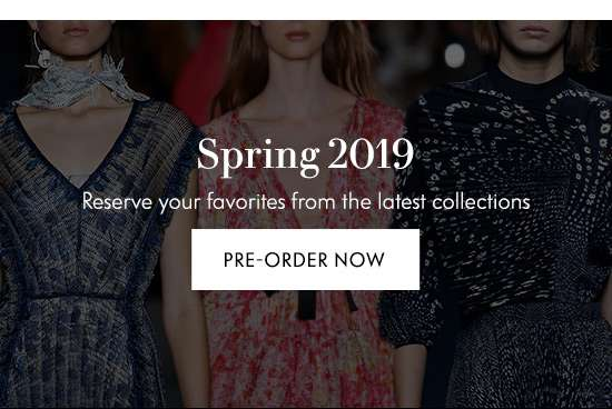Pre-Order Designer Collections