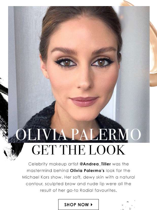 Olivia Palermo Get The Look