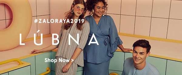 New on ZALORA: Lubna for ZALORAYA2019