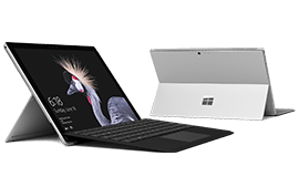 Surface Pro (5th Gen) i5/8GB RAM/256GB SSD