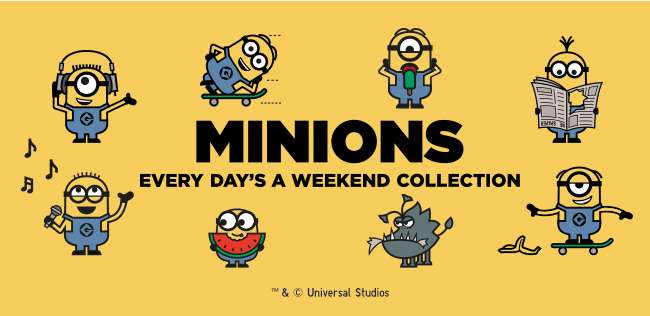 Minions UT Collection