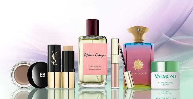 HOT & TRENDING: March New Arrivals! Valmont, Atelier Cologne, YSL & more! Ends 31 Mar 2019