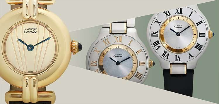 Vintage Cartier for Women