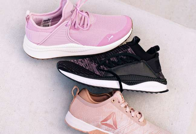 Shop All Athletic Sneakers