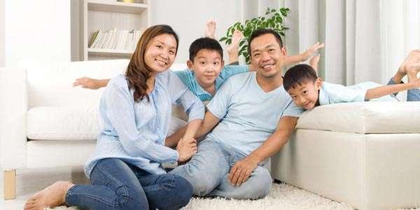 Family escape @ ANSA Kuala Lumpur