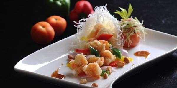 Chinese cuisine restaurant @ Tioman Island