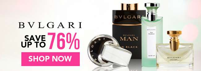 BVLGARI. Save up to 76%. Shop Now