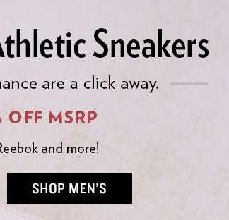 Shop Men's Athletic Sneakers