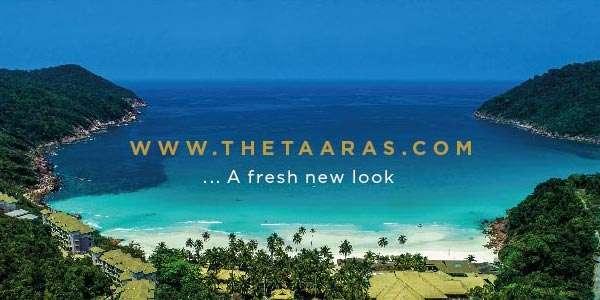 The Taaras website new look