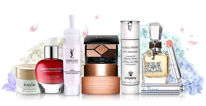 Spring Beauty Essentials Up to 76% Off! BareMinerals, YSL, Calvin Klein & more Ends 12 Mar 2019