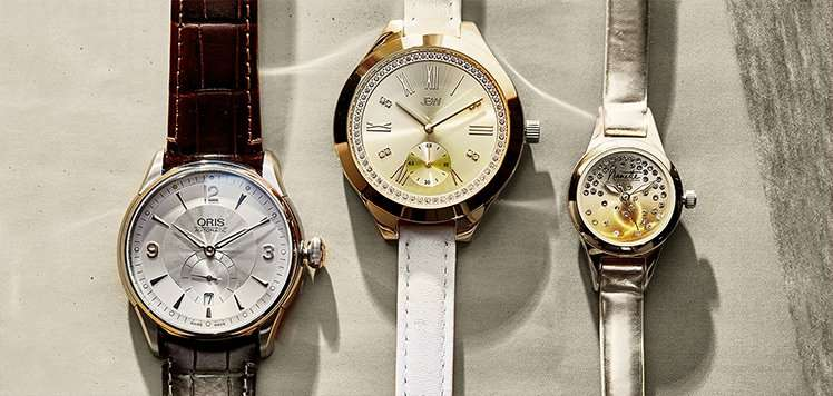 Women's Leather Watches