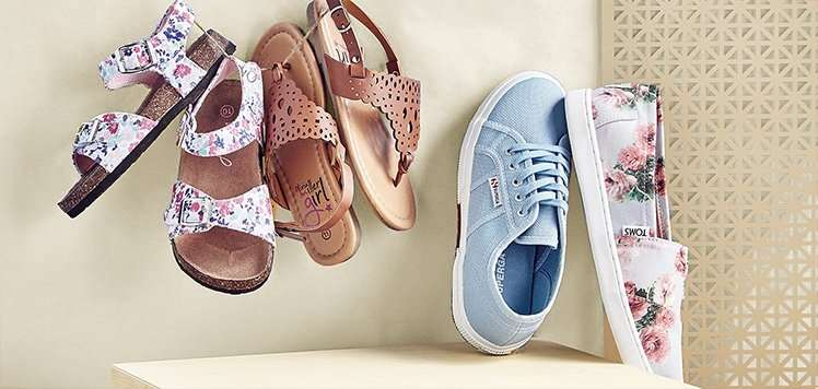 Swap Out the Kids' Shoe Rack