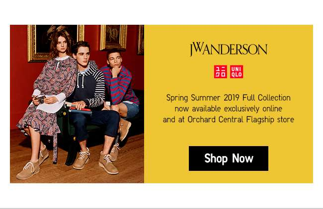 Shop Women's UNIQLO and JW Anderson Spring Summer 2019 Collection
