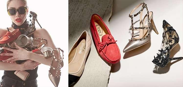 Your Designer Shoe Destination: Jimmy Choo & More