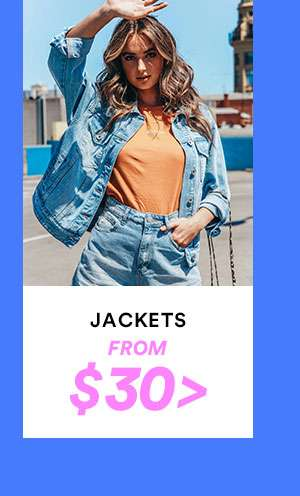 Women's Jackets | SHOP NOW