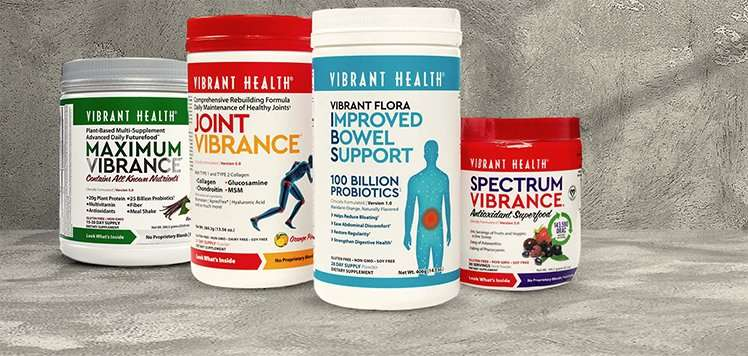 Vibrant Health: 50% Off