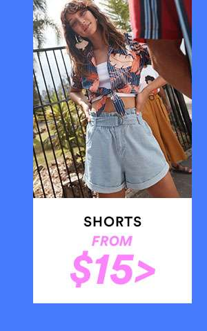 Women's Shorts | SHOP NOW