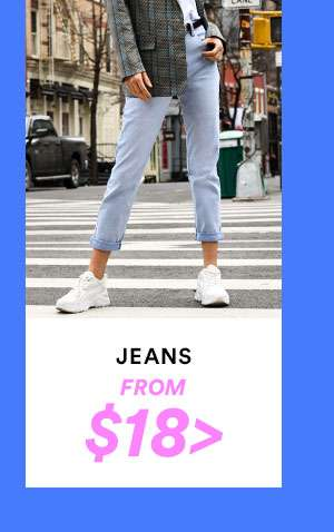 Women's Jeans | SHOP NOW