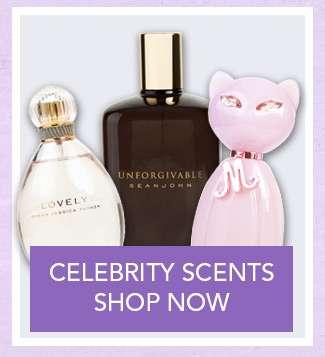 Shop Celebrity Scents sales collection