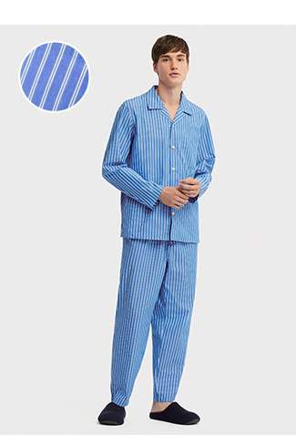 Men's Long Sleeve Pajamas at $49.90