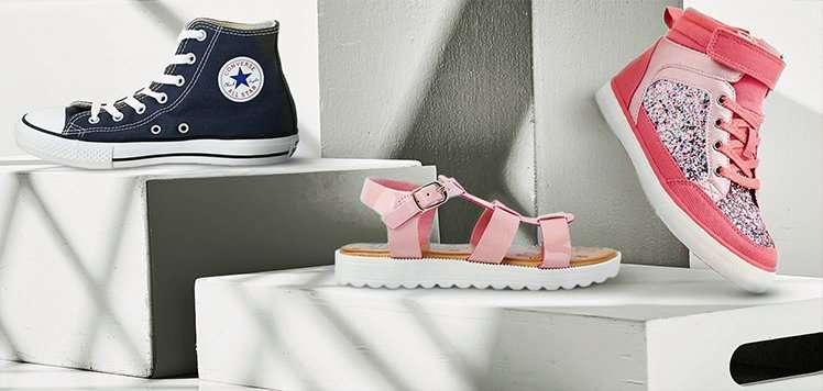 Hoo & More Cool-Kid Shoes