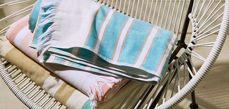 Sunshine-Ready Beach Towels & More