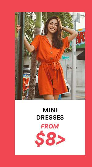 Midi Dresses | SHOP NOW
