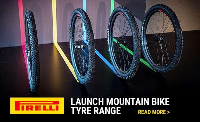 Pirelli launch mountain bike tyre range