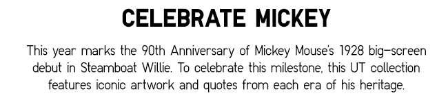 Celebrate Mickey Sweat Shirt