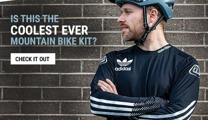 Is this the coolest ever mountain bike kit?