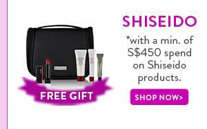 Shop Now: Shiseido