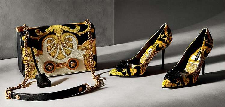 Versace Shoes to Extras for Women