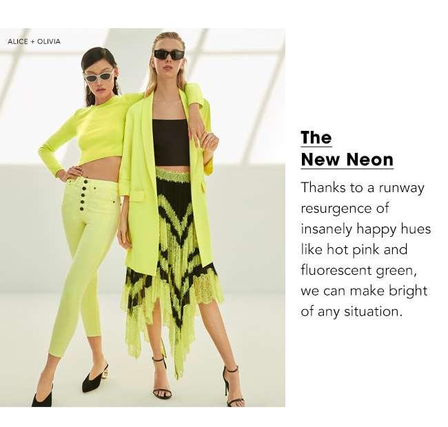 the new neon