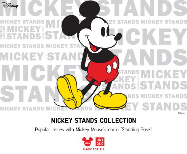 Shop Mickey Stands Collection