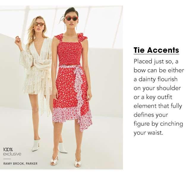 tie accents