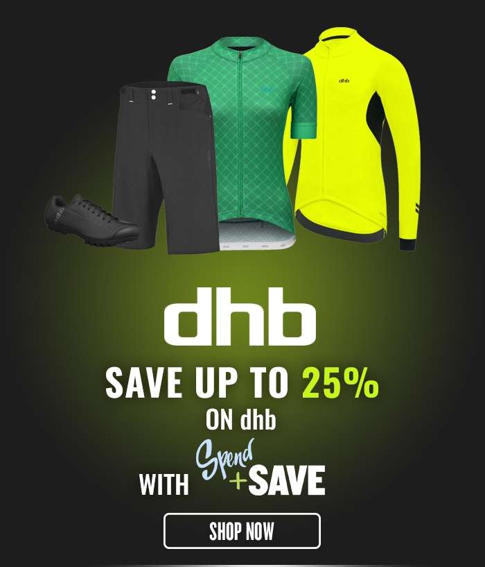 Save up to 25% on dhb  with Spend & Save