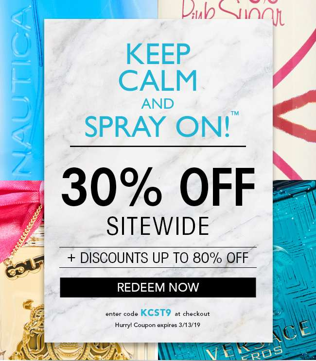 30% Off Sitewide. + Discounts up to 80% Off. Redeem Now. Enter code KCST9 at checkout. Hurry, Coupon expires 3/13/19