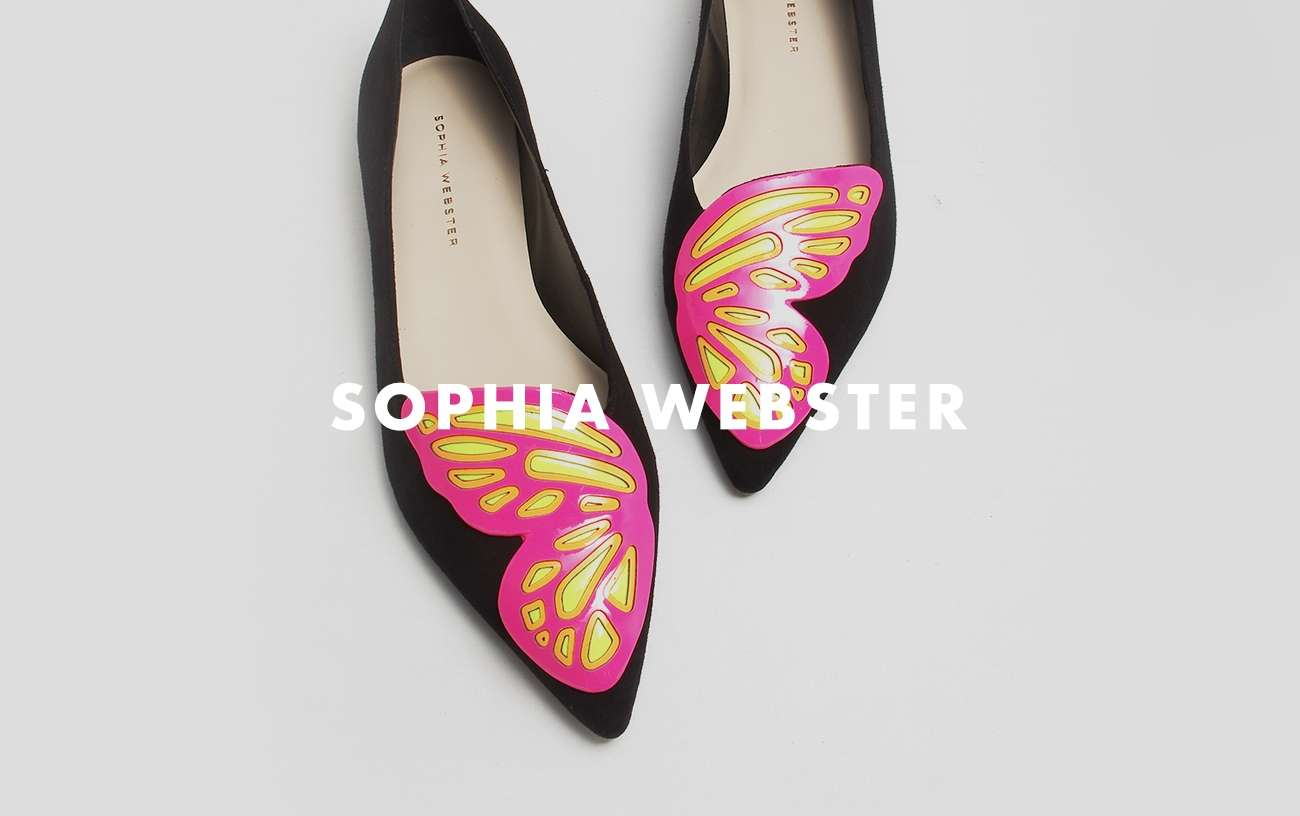 SOPHIA WEBSTER NEW COLLECTION