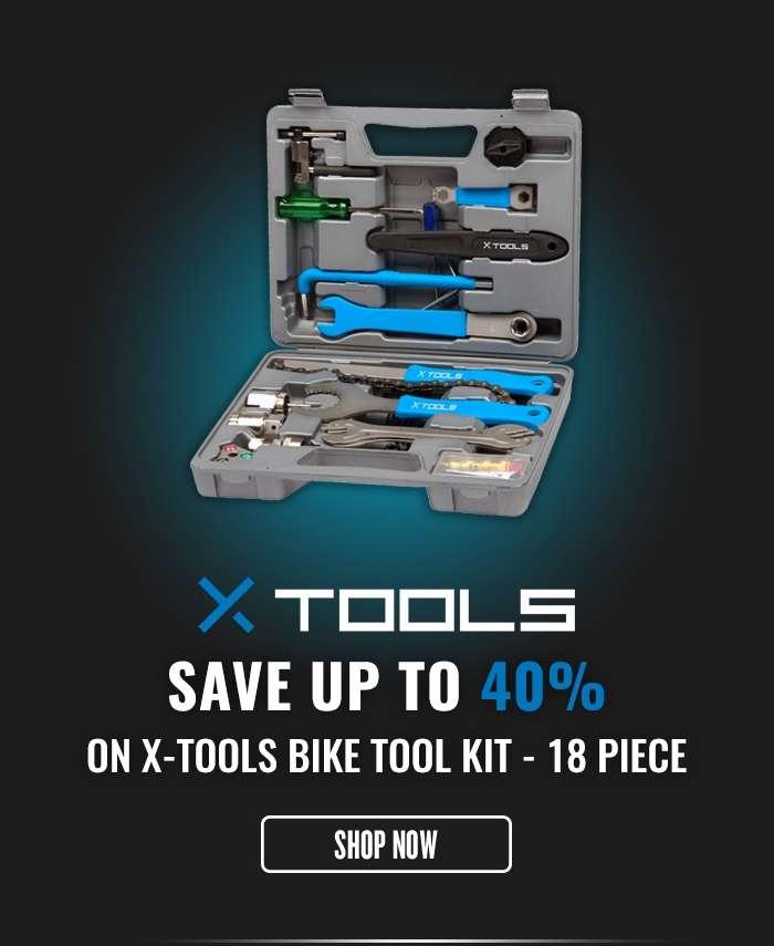 Save on X-Tools Bike Tool Kit - 18 Piece