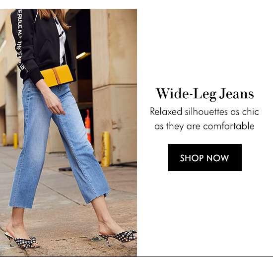 Shop Wide-Leg Jeans
