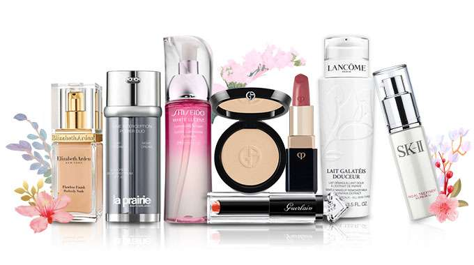 Special Purchase Up to 80% Off! Chantecaille, By Terry, Guerlain, SK II & more! Ends 15 Apr 2019