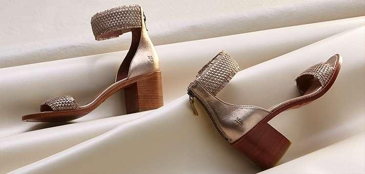 Weekly Shoe Drop: Block Heels