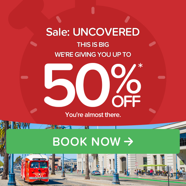 Sale: UNCOVERED THIS IS BIG WE'RE GIVING YOU UP TO 50% OFF*